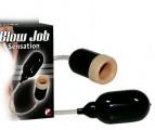 Blow job sensation