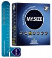 Kondomy My Size 18 cm, 5,3 cm