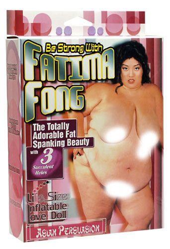Nafukovací panna Fatima Fong