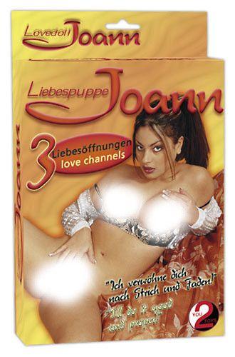Nafukovací panna Joan