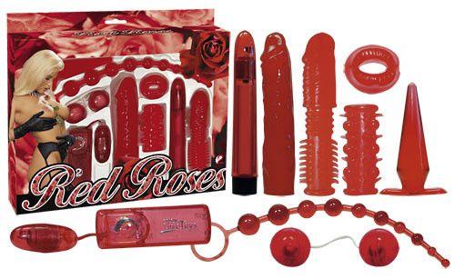 Red Roses 9 ks