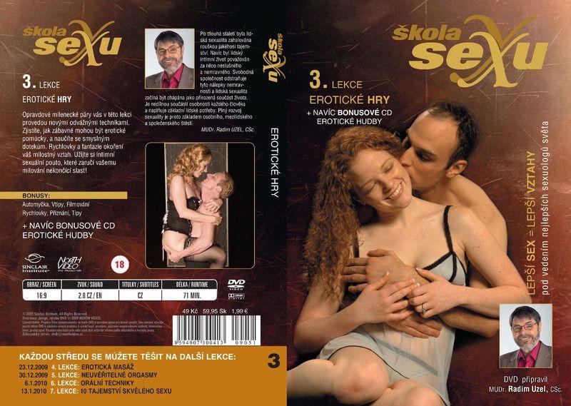 3.lekce - Škola sexu
