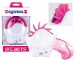 Sqweel 2 - Oral Sex Toy White