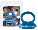 Vibro Ring Blue - modrý vibrační kroužek