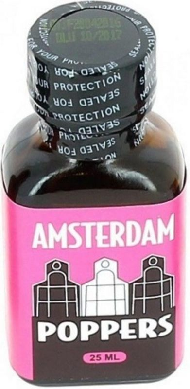Real Amsterdam Poppers 25ml