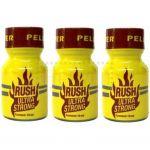 Poppers Rush ultra strong 10ml 3 ks.